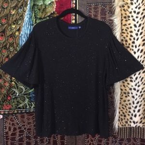 Sparkly Bell Short sleeve top